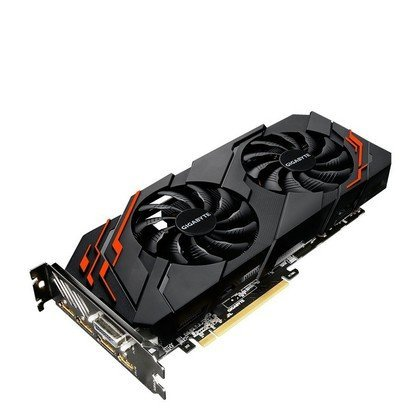 GIGABYTE GV N107TWF2 8GD GeForce GTX 1070 Ti Windforce 8GB GDDR5 2
