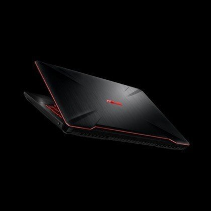 ASUS FX504GD DM364T Black Gaming Laptop