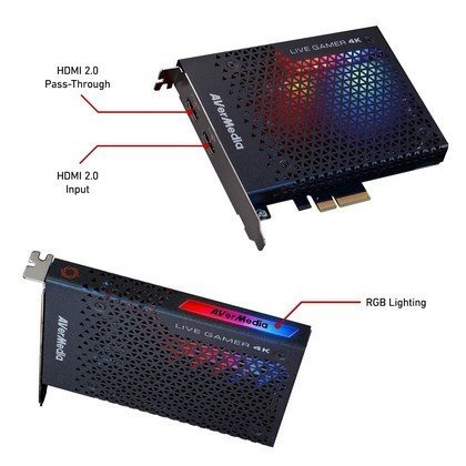 AVerMedia Live Gamer 4K GC573..