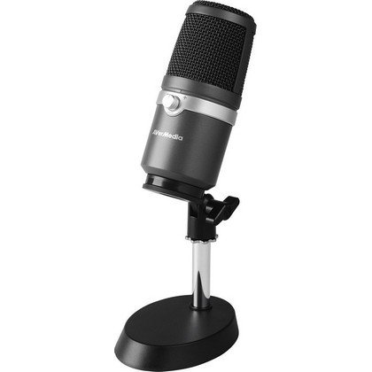 AVerMedia USB Multipurpose Microphone AM310