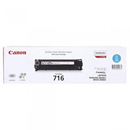 Canon 716 Toner Cartridge Cyan 1