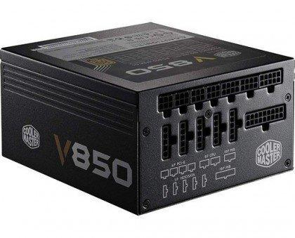 Cooler Master Vanguard V850 Fully Modular 850W 80 PLUS Gold PSU With Silencio Silent CECMRS A850 AFBAG1 UK