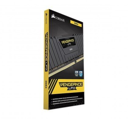 Corsair Vengeance LPX 8GB 288 Pin DDR4 SDRAM 3000 PC4 24000 Desktop Memory CMK8GX4M1D3000C16
