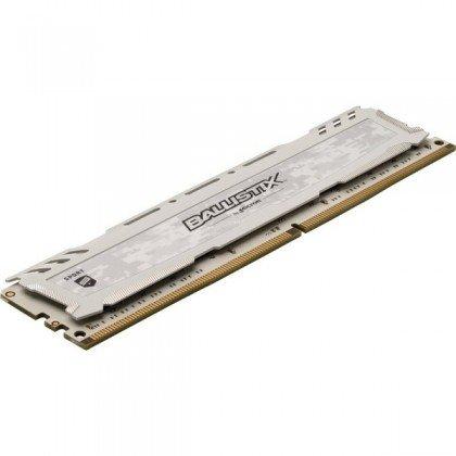 Crucial Ballistix 16GB Sport LT Series DDR4 3200 MHz DR UDIMM Memory BLS16G4D32AESC