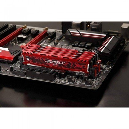 Crucial Ballistix Sport LT 16GB DDR4 2400 UDIMM BLS16G4D240FS