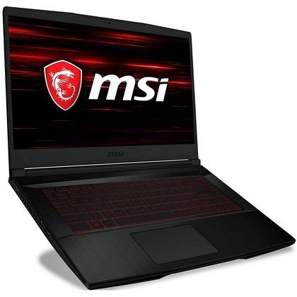 MSI GF 63C 085 Intel Core i7 8750H 2.2GHz 16GB 1TB 128GB SSD 15.6 FHD Wireless Nvidia GeForce 4GB GTX 1050 Bluetooth Camera Windows 10 1