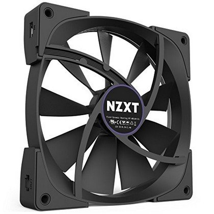 NZXT Aer RGB120 Single Pack 120mm Digitally Controlled RGB LED Fans For HUE