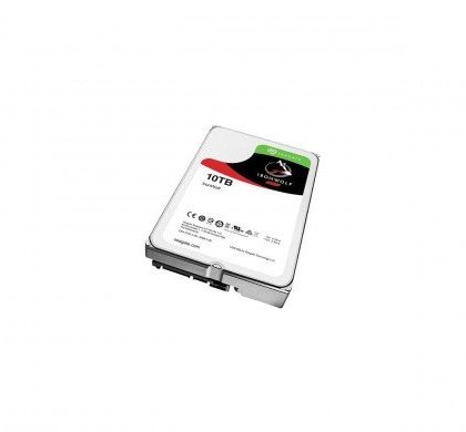 Seagate IronWolf NAS 7200RPM Internal SATA Hard Drive 10TB 3.5 Inch ST10000VN0004