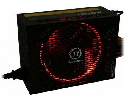 Thermaltake ToughPower DPS G RGB Titanium 1000W Modular 2.31 PS TPG 1000DPCTEU T