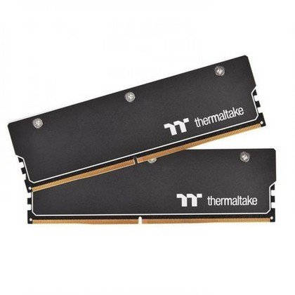 Thermaltake WaterRam RGB Liquid Cooling Memory DDR4 3200MHz 16GB 8GB X 2 CL W251 CA00SW A 1
