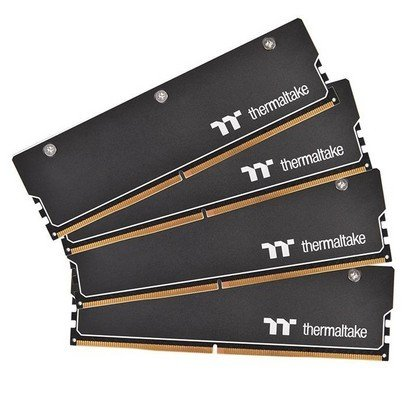 Thermaltake WaterRam RGB Liquid Cooling Memory DDR4 3200MHz 32GB 8GB X 4 CL W252 CA00SW A 1