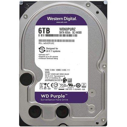 Western Digital WD Purple 6TB Surveillance WD60PURZ 2