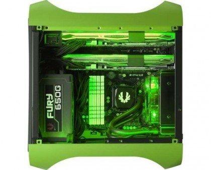 BitFenix Prodigy M Micro ATX Case Green BFC PRM 300 GGWKK RP