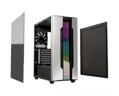 Cougar Gemini S RGB Tempered Glass Mid Tower Computer Case 385BMB0.0002