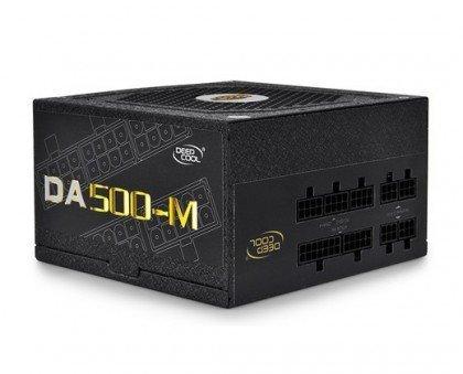 DeepCool DA500 M 500W 80 PLUS® Bronze Certified TRUE 500 100 Modular DP BZ DA500 MFM2