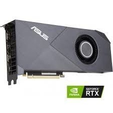 Asus GeForce RTX 2080 Ti 11G Turbo Edition GDDR6 HDMI DP 1.4 Type C Graphic TURBO RTX2080TI 11G