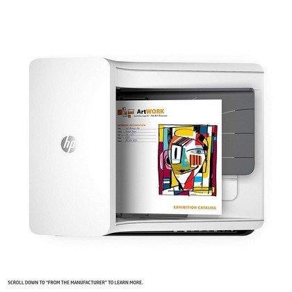 HP ScanJet Pro 2500 f1 Flatbed OCR Scanner......