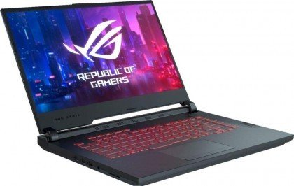 ASUS ROG Strix G531GT BQ164T Gaming Laptop Intel Core i7 9750H GeForce GTX 1650 GDDR6 4GB 15.6 inch Full HD 60Hz IPS Level 100 sRGB Display 16GB DDR4 RAM 512GB M.2 SSD Windows 10 Home 2