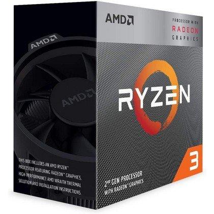 AMD Ryzen 3 3200G 4 core Unlocked Desktop Processor with Radeon Graphics Black YD3200C5FHBOX