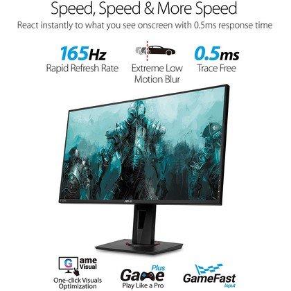 ASUS VG278QR 27 Gaming Monitor 2