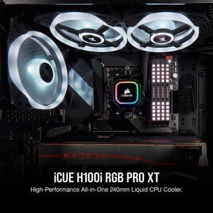 Corsair iCUE H100i RGB PRO XT 2