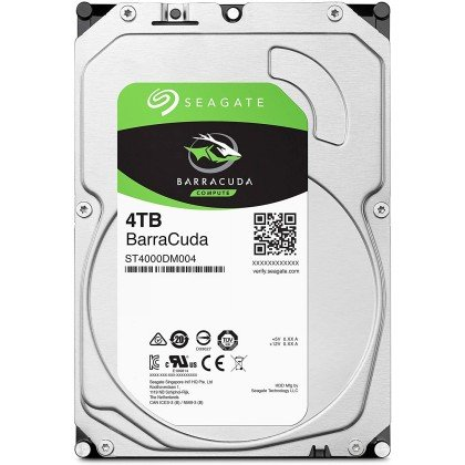 Seagate Barracuda 4TB 1