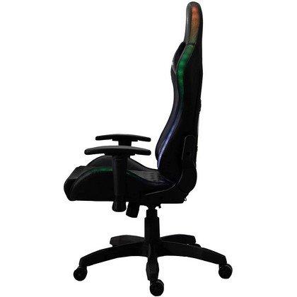 Mahmayi C1583 RGB Gaming Chair with PU Leatherette Black 2