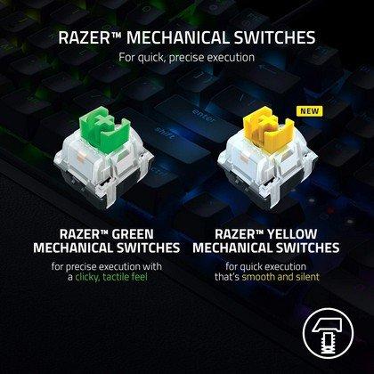 Razer BlackWidow V3 Mechanical Gaming Keyboard 2