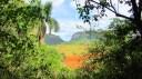 Valle Viñales Cueva Vaca Cuba. Valley Vinales