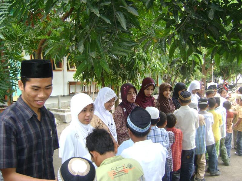 Halal Bi Halal 1430 H In Miiw Mi Islamiyah Alwathaniyah