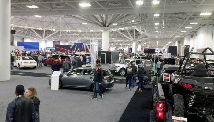 What's Happening To The Auto Shows?