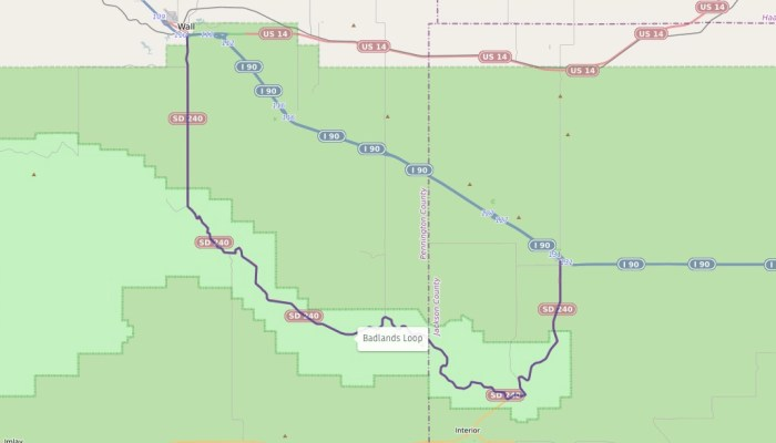 Road Review: Badlands Loop