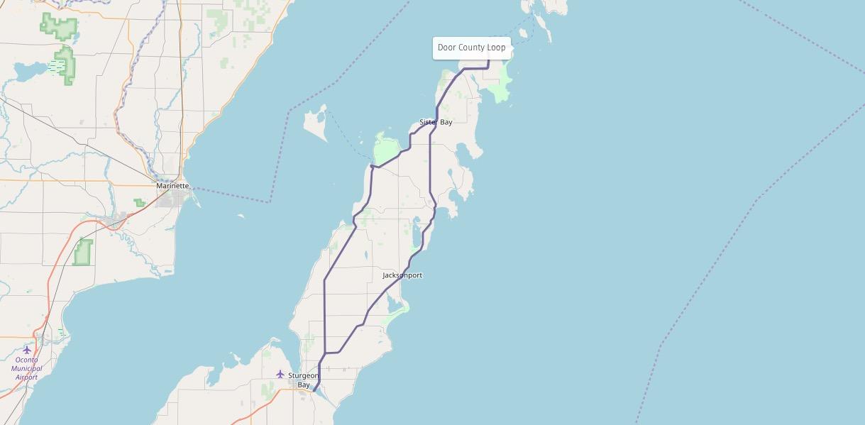 Road Review: Door County Coastal Byway