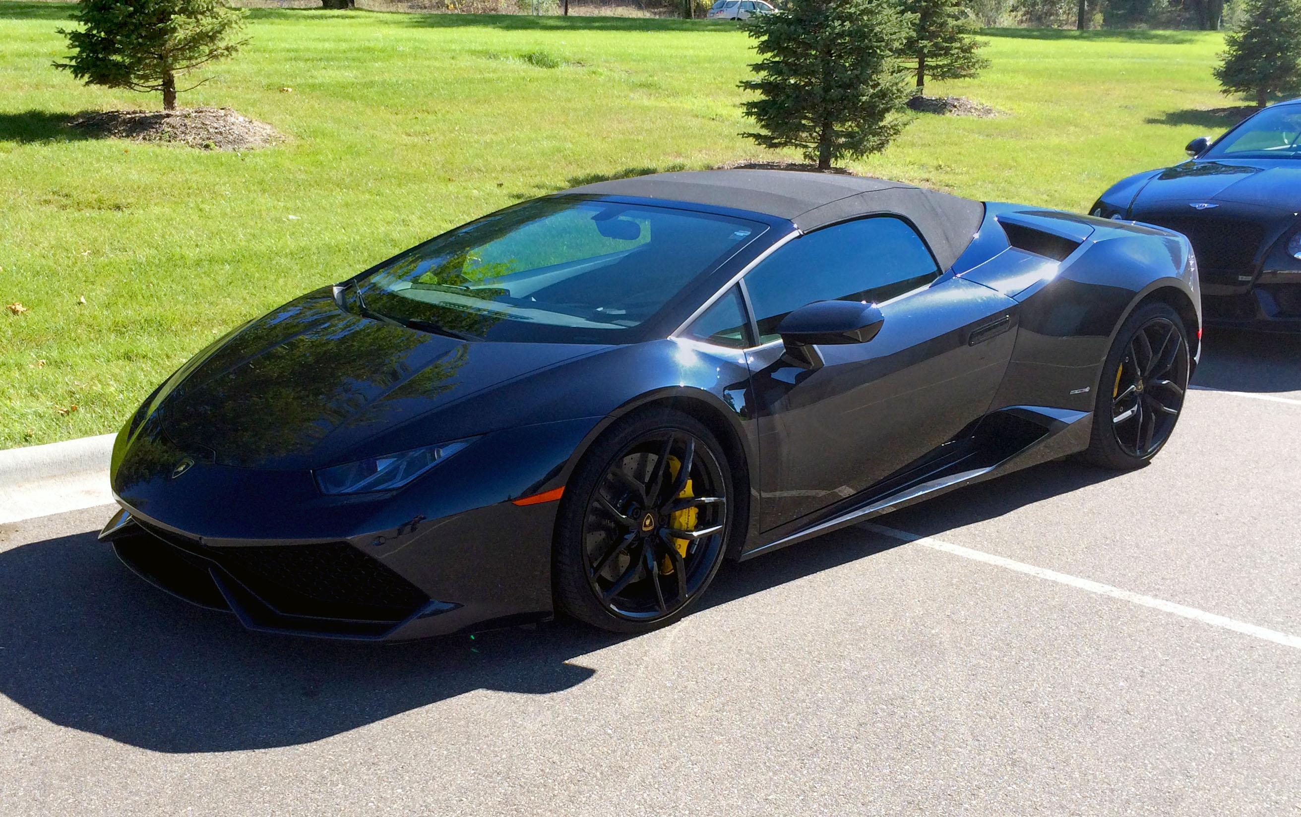 Driving 5 Dream Cars In 1 Day! Part 4 Of 6 – Lamborghini Huracán