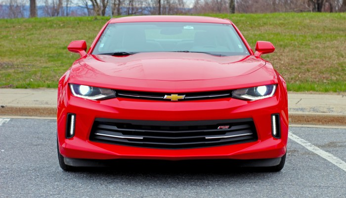 Rental Car Special – First Drive In The 2017 Camaro 1LT V6