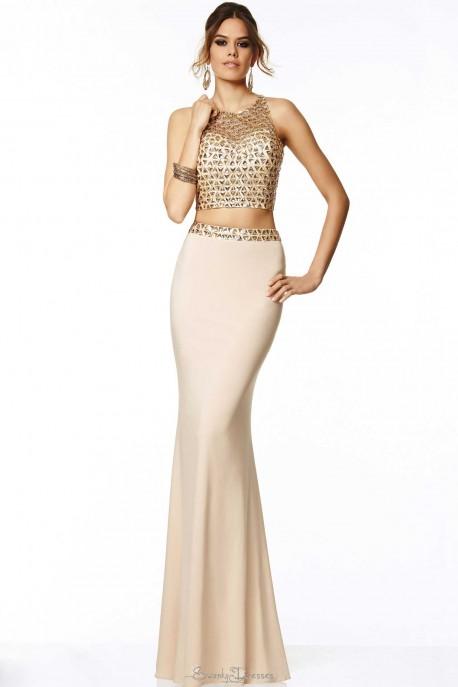 Cheap 2 Piece Formal Dresses