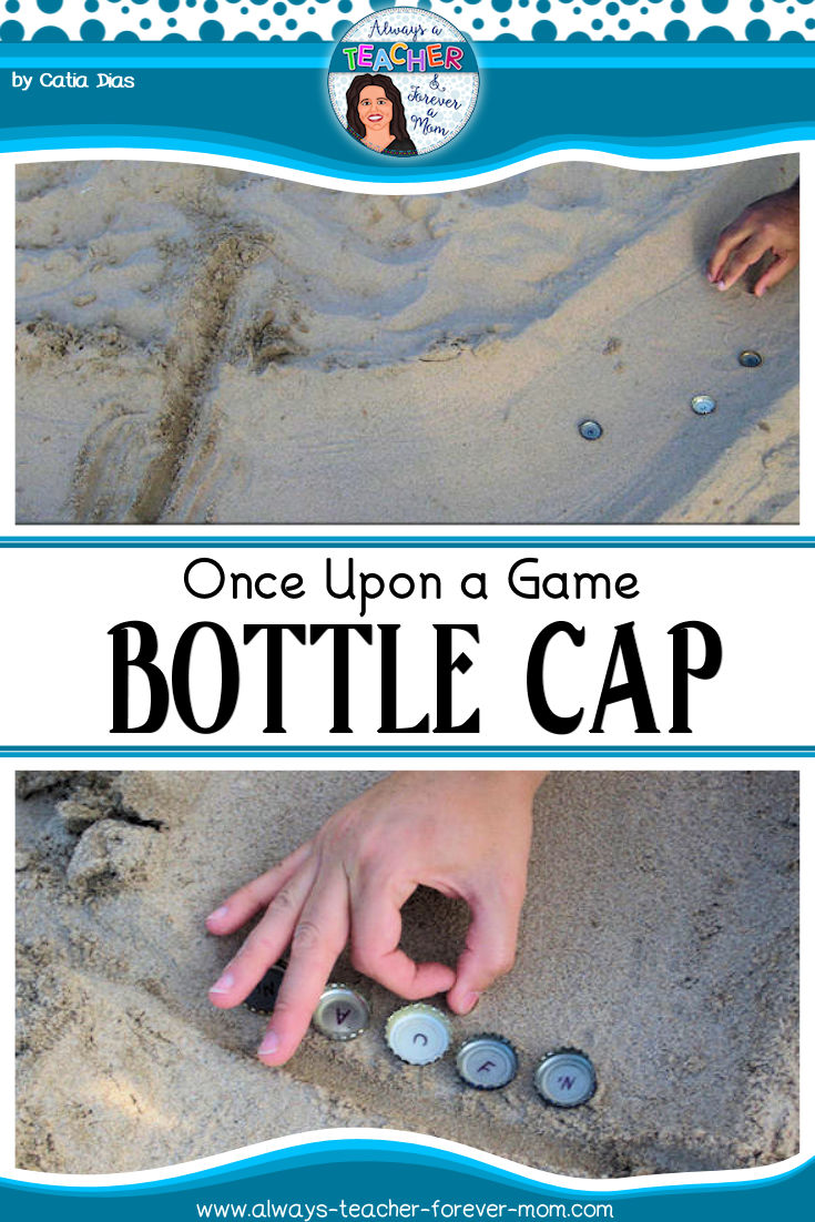Once Upon a Game - Bottle Cap - a fun and engaging game