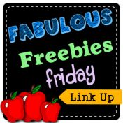 Fabulous Freebies Friday Link Up