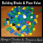 Math Fun – Building Blocks and Place Value