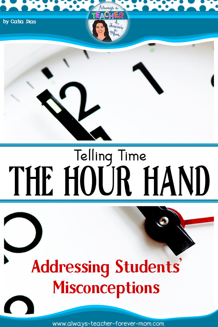 Telling Time - The Hour Hand