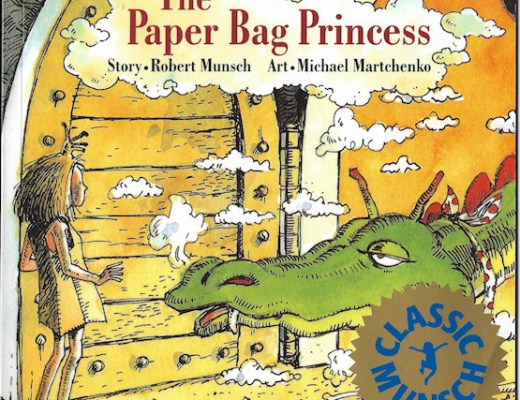 The Paper Bag Princess by Robert Munsch - A Book Review