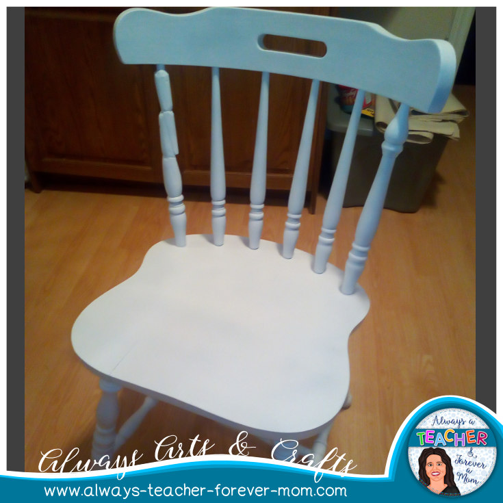 "Learn how to make your own ""share chair"" or ""author's chair"" for your classroom. Your students will love sharing their work and ""special"" things in this chair :)"