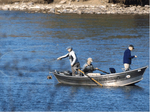 9 Commandments For Fly Fishing From A Boat