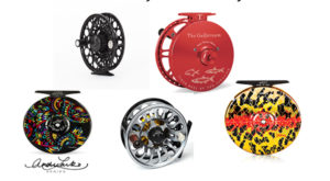Ross, Abel, Bauer and Tibor are some of the most beautiful fly reels out there - To some fishermen this matters more than anything else when they are choosing a reel. Color and engraving are all about the taste of the man or woman who is fishing with it. Often times the more elegant, streamlined reels that have lots of porting and scroll work tending to make them less sturdy. But if you don't like how it looks, no matter how many other pluses it has, don't buy it. You wont use it or be happy with it. This is a fun pastime and for many fly fishermen style is one of the things that makes it fun for them.