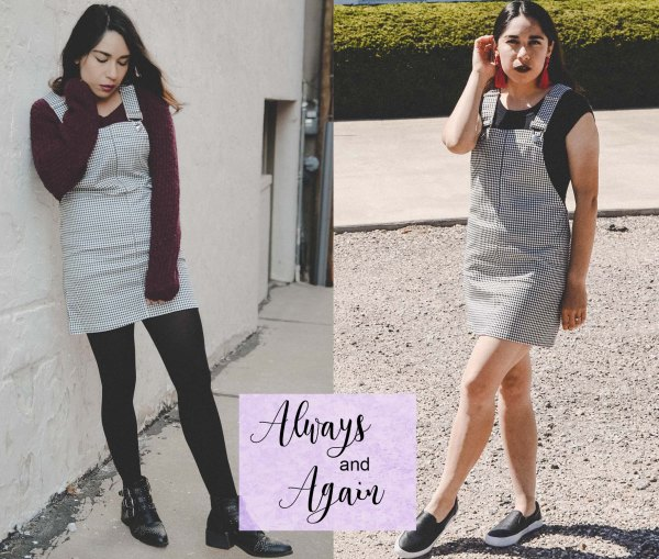 Always and Again: Overall Dress