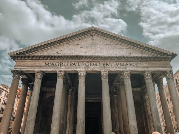 Rome Goodbye