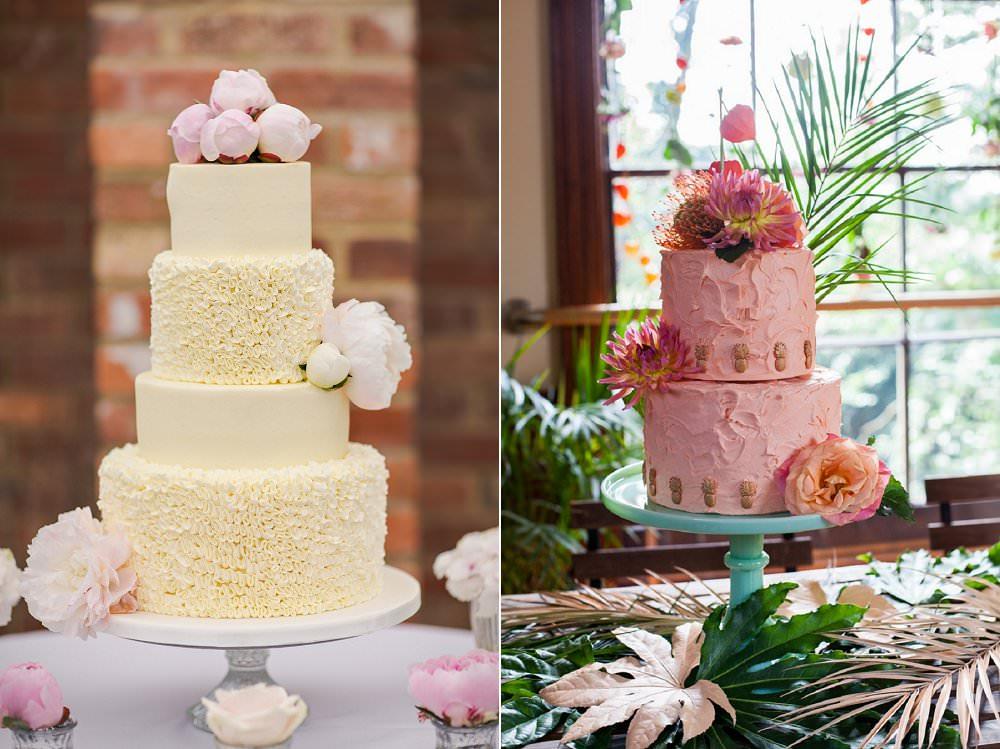alternaitve-wedding-cake-ideas-buttercream-cakes