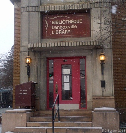 Bibliotheque Lennoxville Library