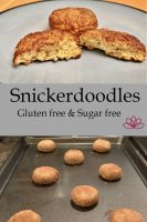 Snickerdoodles Pin