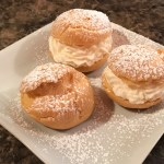 Perfect Cream Puffs, Gluten Fre and Sugar Free – Day 6